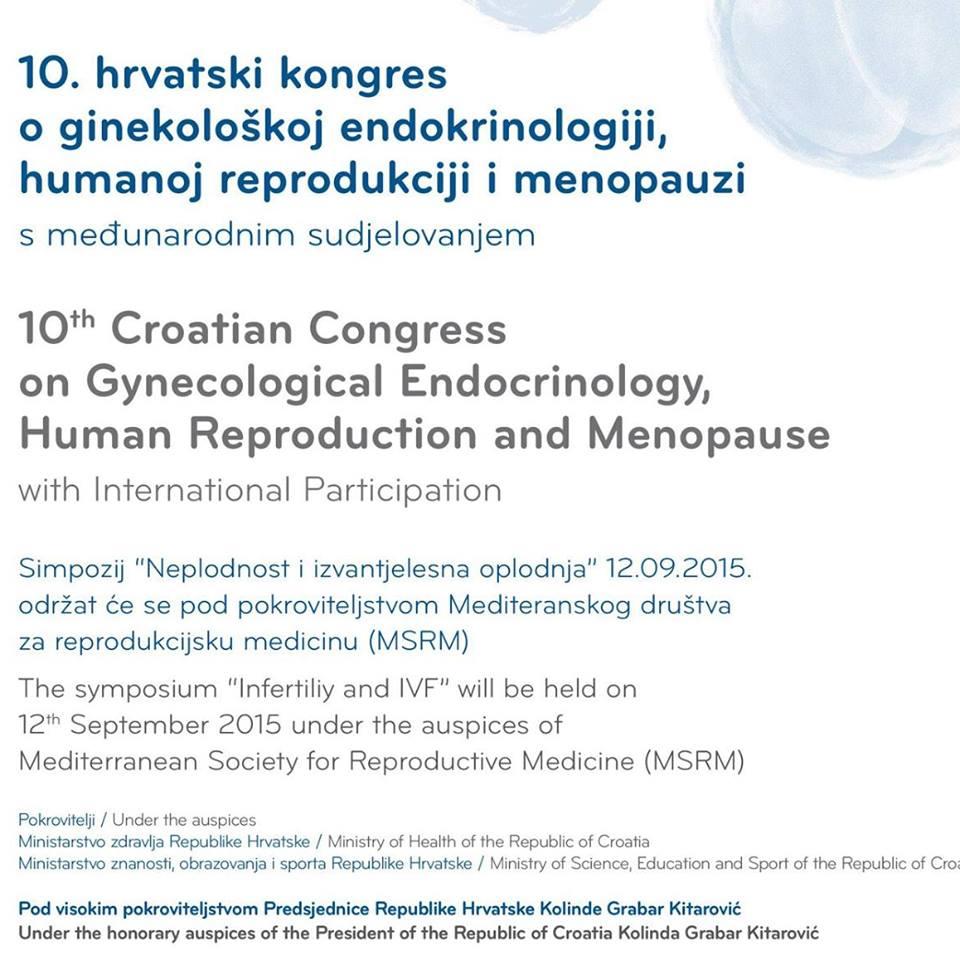 10 ° Congresso annuale sulla Riproduzione Umana